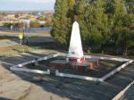 памятник Славы воинам  погибшим в годы ВОВ